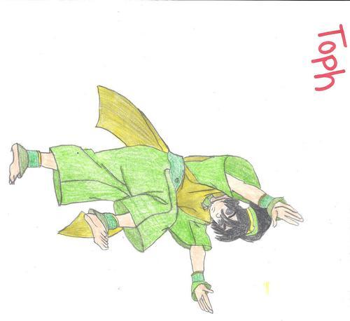 阿凡达 Drawings in color