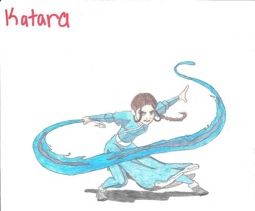 Avatar Drawings in color