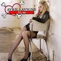 Avril Lavigne - Alone [My FanMade Single Cover]