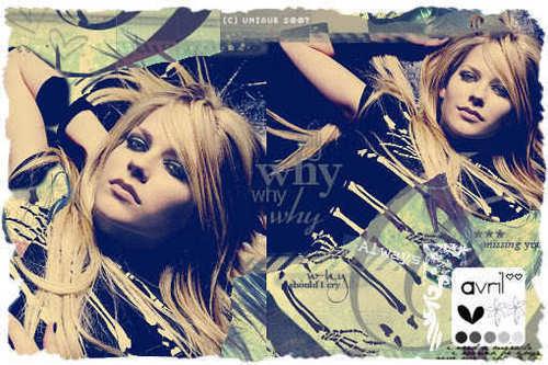 Avril blends