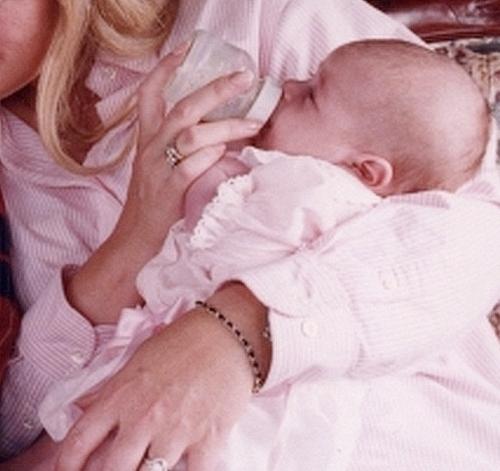 Baby Paris! Such an angel!