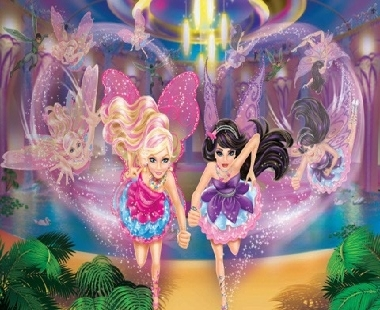 Barbie A FAIRY SECRET - Pictures from the books!