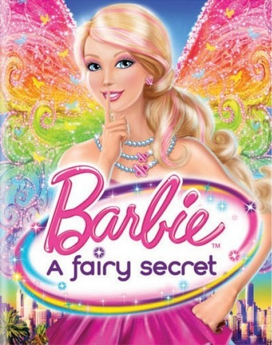 Barbie: A Fairy Secret, MORE DVD Covers