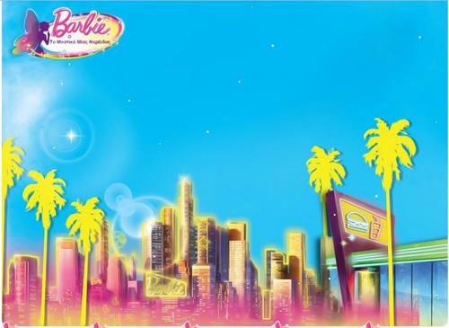 Barbie A Fairy Secret- more Gloss Angeles!