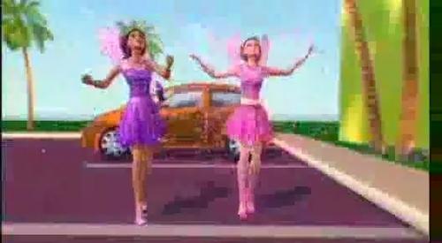 barbie A Fairy secret- OMG FAIRIES!1
