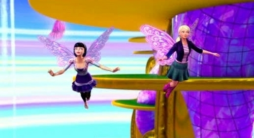 Barbie a Fairy Secret Movie