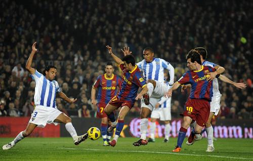 Barcelona - Malaga (La Liga)