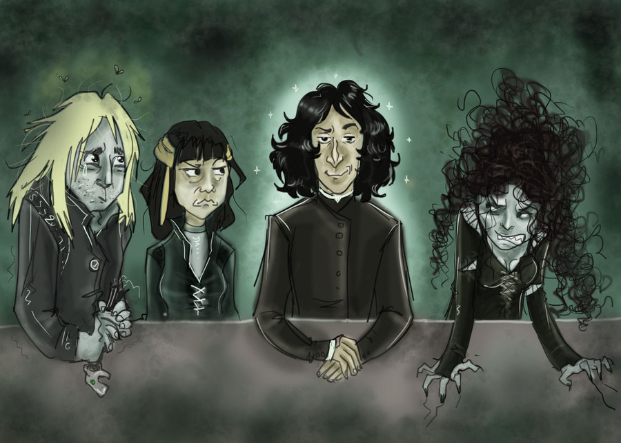 Because He's Worth It - Severus Snape Fan Art (18552452 ...