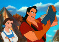 Belle And Gaston - beauty-and-the-beast photo