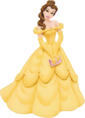 disney wallpaper entitled Belle