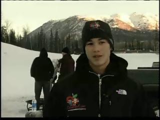 Booboo Stewart in Alaska