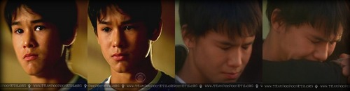 Boo Boo Stewart karatasi la kupamba ukuta entitled Booboo Stewart in CSI...Hes such a good actor.