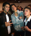 Booboo and friends being gansta! lol :P - boo-boo-stewart photo