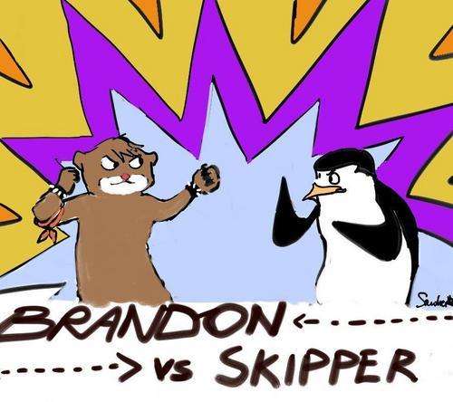 Brandon vs Skipper