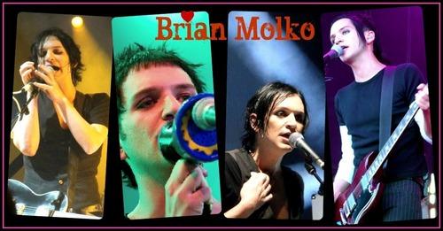 Brian Molko Live