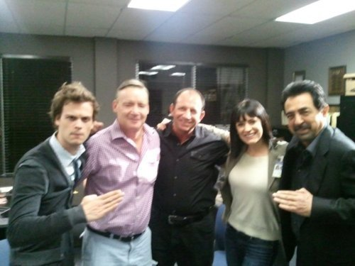 Criminal minds BTS :)) - criminal-minds Photo