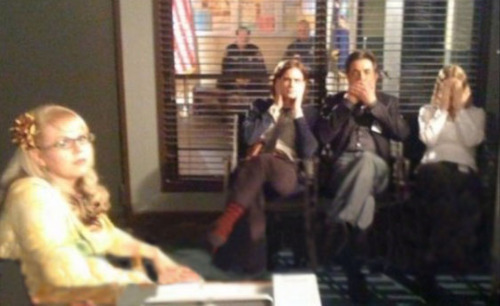 Criminal minds - Behind the scenes :))