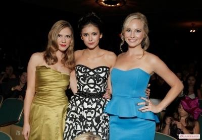 Candice, Nina, & Sara