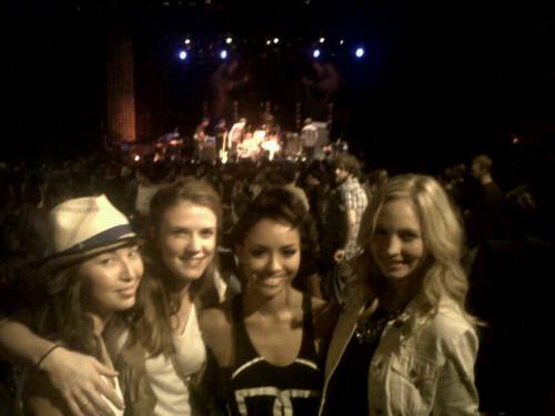 Candice, Sara, & Kat