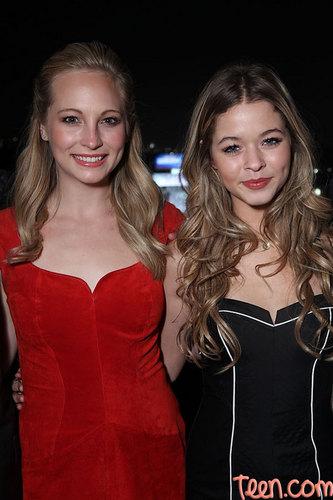 Candice & Sasha