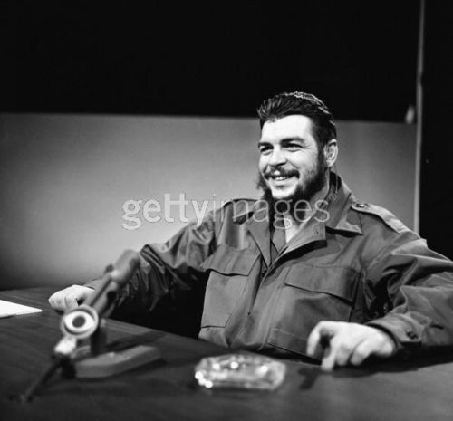 Che Guevara On 'Face The Nation'