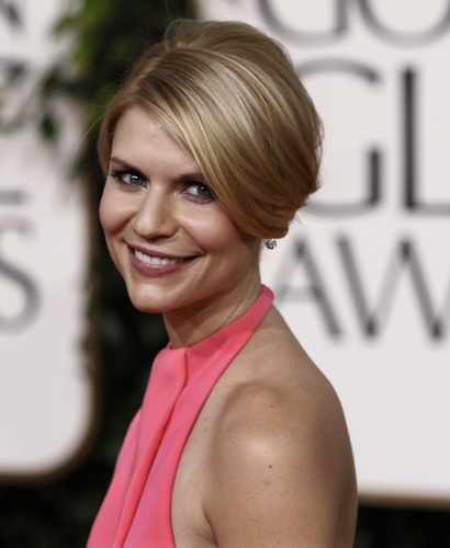 Claire @ 68th Annual Golden Globe Awards - Arrivals