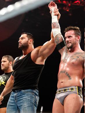 Описание: WWE Cm Punk купить футболку In Punk We Trust.