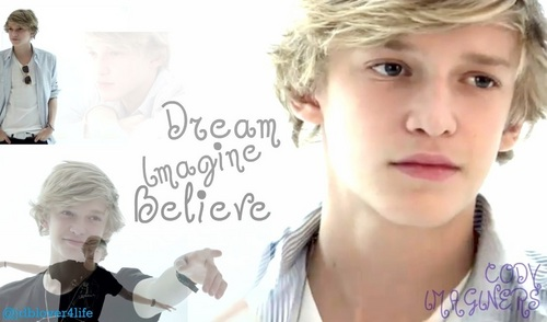Cody Simpson wallpaper containing a portrait entitled Cody:))