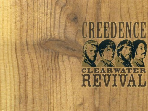 Creedence Clearwater Revival wolpeyper
