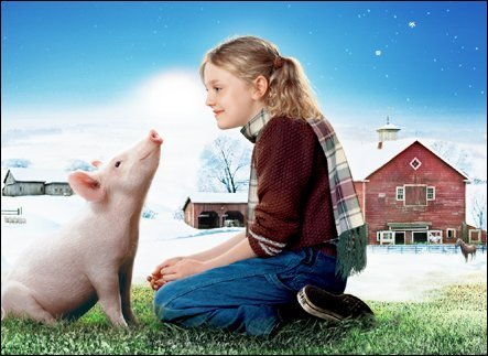 Dakota in Charlotte's Web