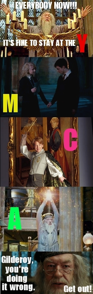 Dance Fever at Hogwarts