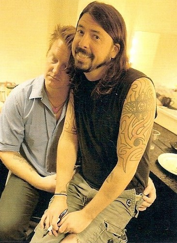 Dave and Josh <3