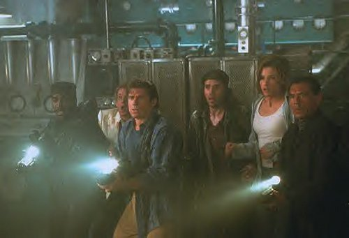 Deep Rising Stills