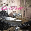 Demi Lovato - Here We Go Again [My FanMade Album Cover] - anichu90 fan art