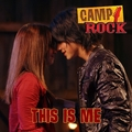 Demi Lovato & Joe Jonas - This Is Me [My FanMade Single Cover] - anichu90 fan art
