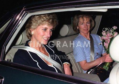 Diana At Hilton