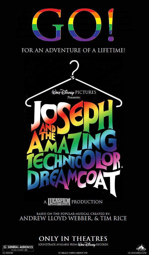 Disney's Joseph and the Amazing Technicolor Dreamcoat