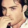 Ed Westwick photo containing a portrait called Ed W. <3
