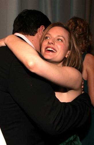 Elisabeth Moss - AMC's 2011 Golden Globe Awards Party