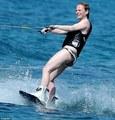 Emilia Fox Wakeboarding