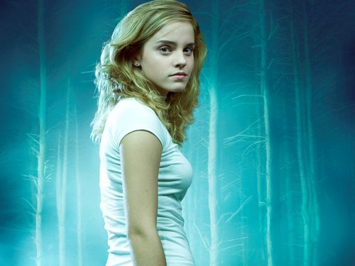 Emma Watson wallpaper probably containing a bustier, a leotard, and tights titled Emma Watson
