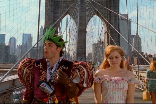 Enchanted Screencaps - riselle-robert-giselle-enchanted Screencap