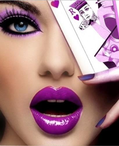 Fabulous purple