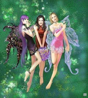 Fairy Друзья