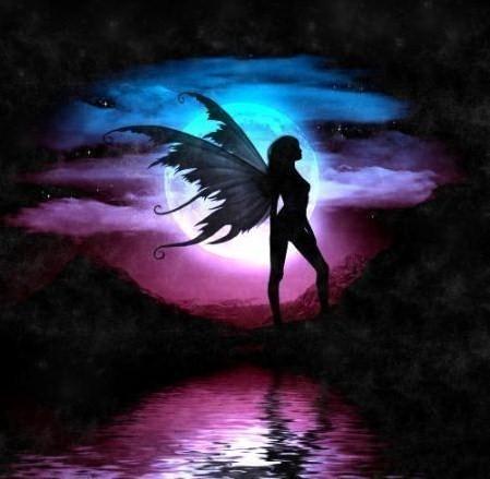 Fairy Of Colours