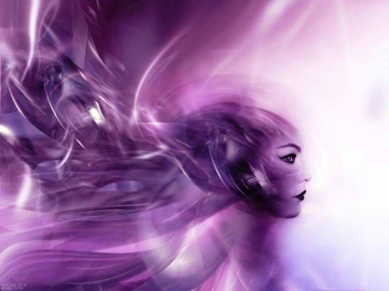 Feeric purple