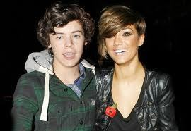 Flirty Harry Wiv Frankie Sandford From The Sats 100% Real :) x