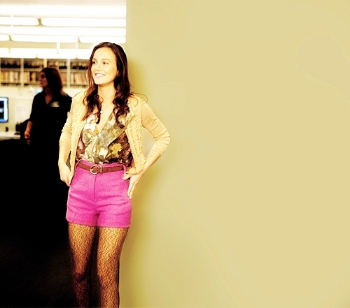 Leighton in the new episode :))
