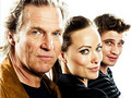 Garrett with Olivia Wilde & Jeff Bridges