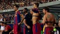 Gerard Piqué kiss on chest 2